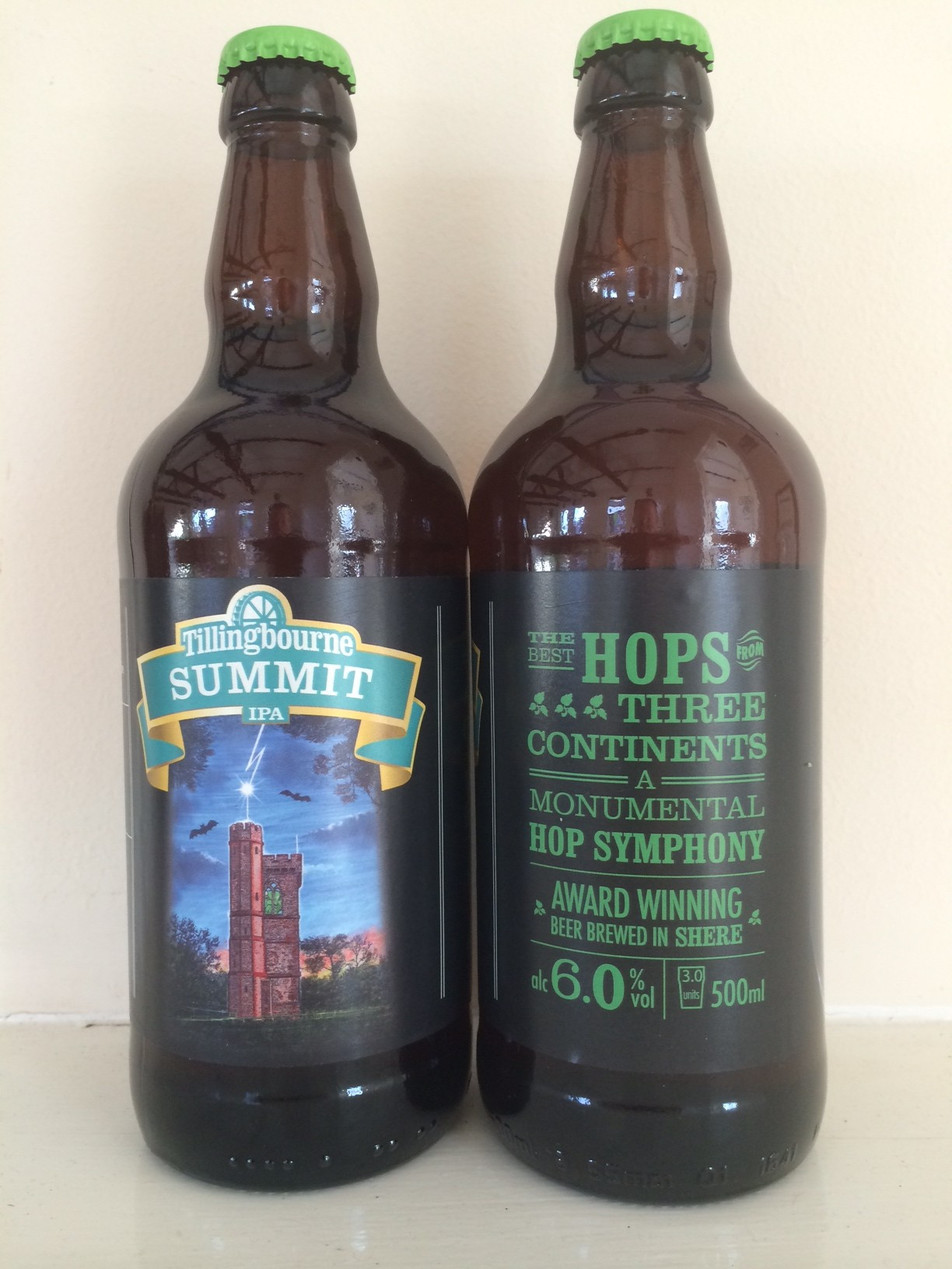 Bottles - Summit IPA